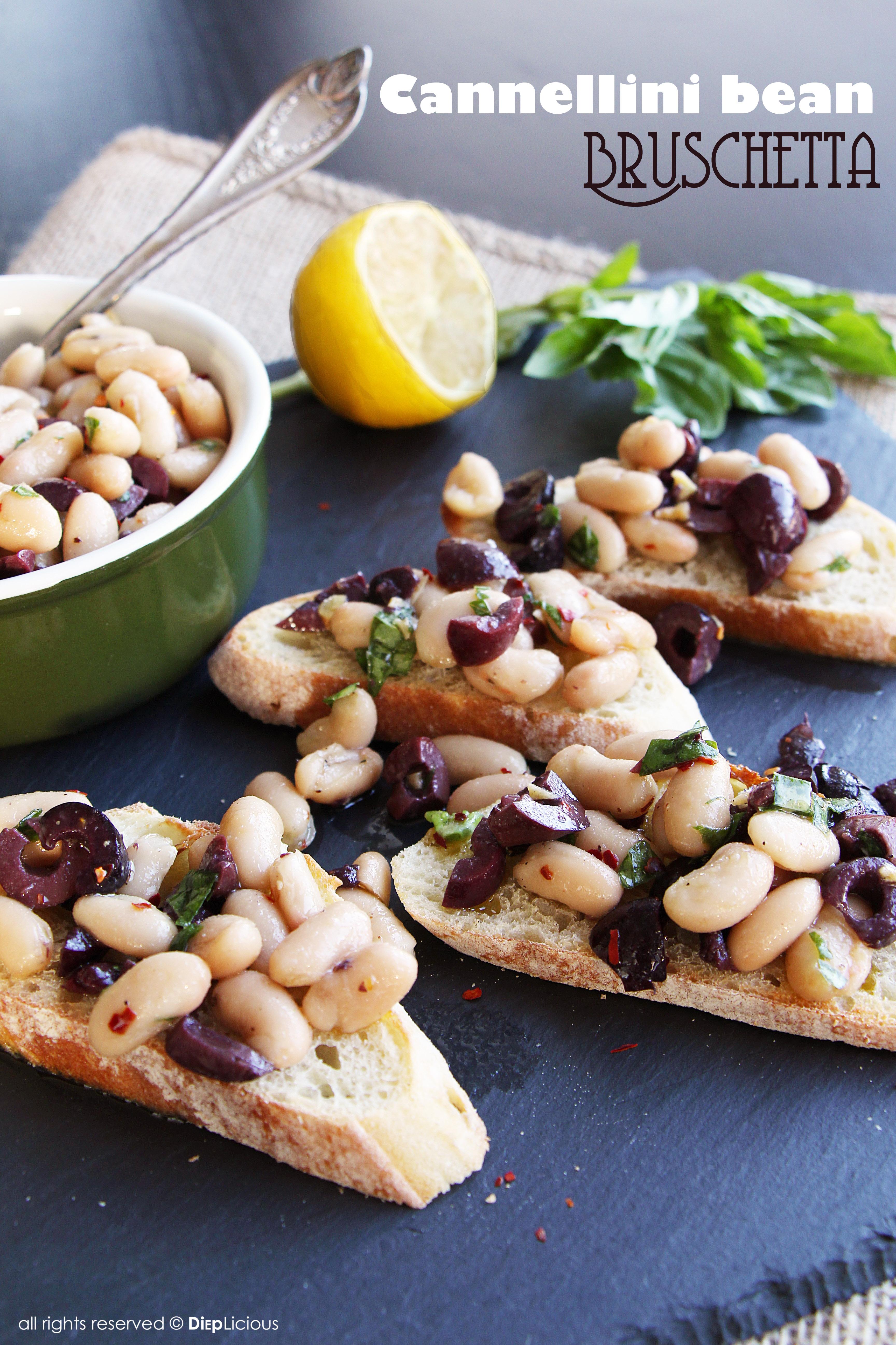 Cannellini Bean Spread Recipe — Dishmaps